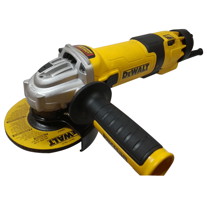 Esmerilhadeira Angular 5'' (125 mm) Dewalt MOD. DWE4336-B2 - 220v