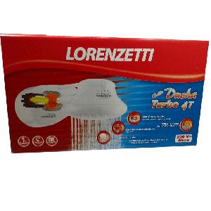 Ducha Lorenzetti Bella Ducha turbo 4t - 6800w - 220v - Com Pressurizador