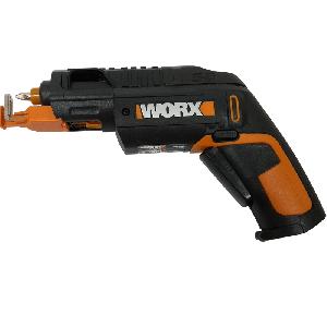 Parafusadeira 1/4 Worx Slide Driver - 4 Volts - WX255