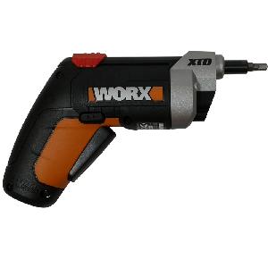 Parafusadeira 1/4 Worx Extend - 4 Volts - WX252